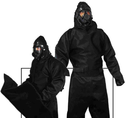 屏蔽服_辐射屏蔽辐射防护服